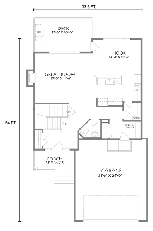 Grandview Homes Floor Plans Four Bedroom Prestige Kit